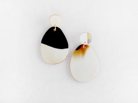 Valet Pandora Earrings - Natural
