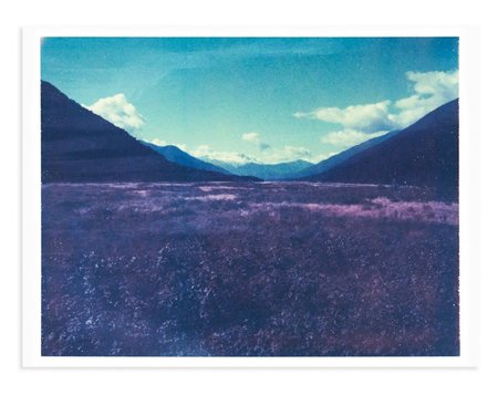Adam Custins South Valley Print