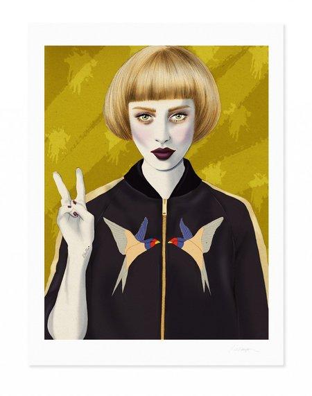 Kelly Thompson Stella Art Print