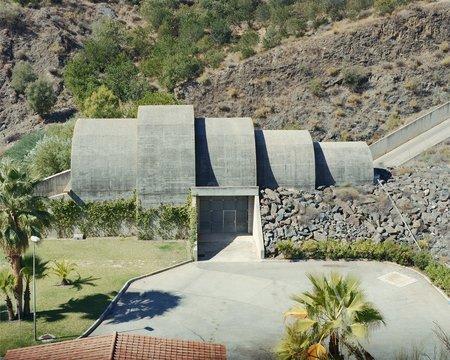 Daniel Bushaway Vinuela Dam sub station