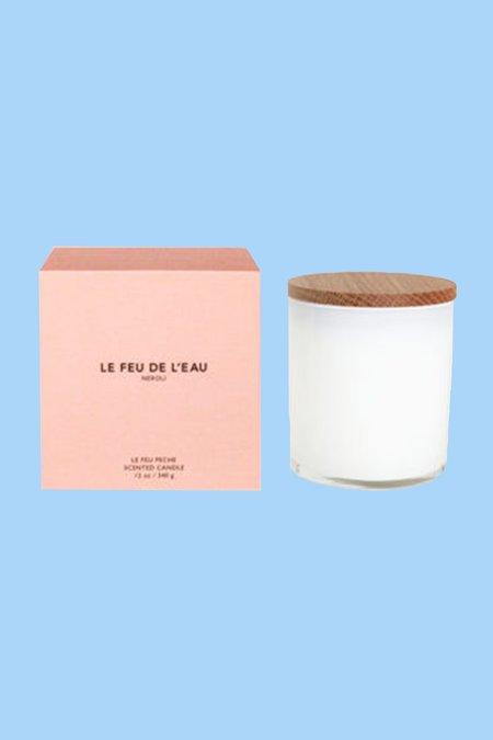 Le Feu De L'Eau Neroli Candle
