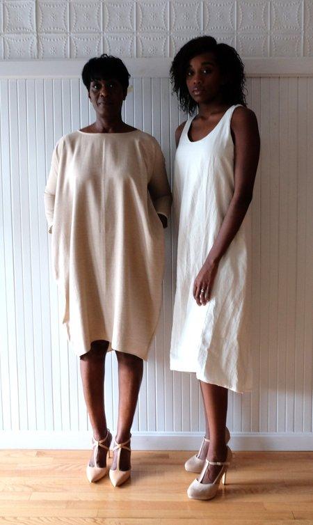 Rachel craven Cashmere cocoon dress
