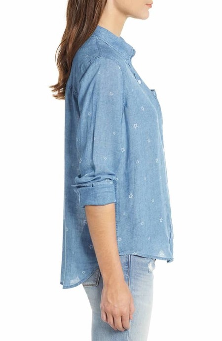 Rails Ingrid Shirt - Chambray