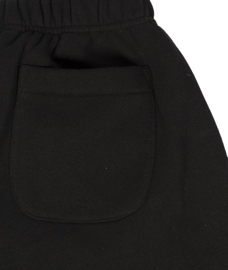 Obey Line Fleece Pant - Black