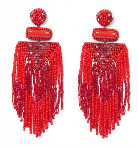 Deepa Gurnani Jody Earrings
