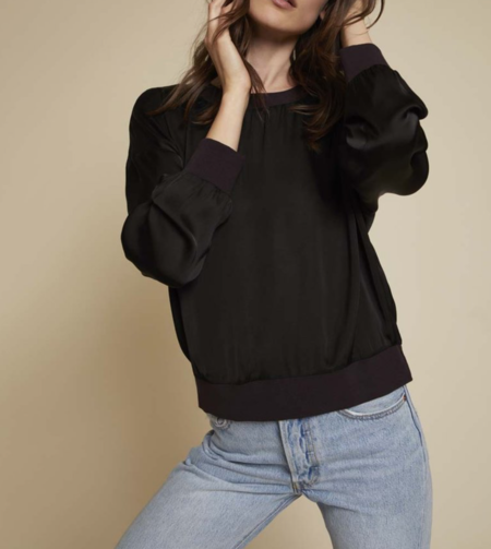 Nation Shay Sweatshirt - Black
