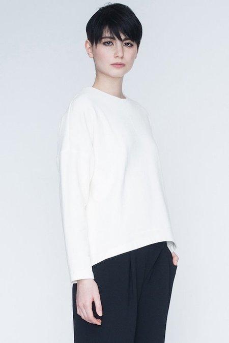 Valérie Dumaine Dag Top - Ivory