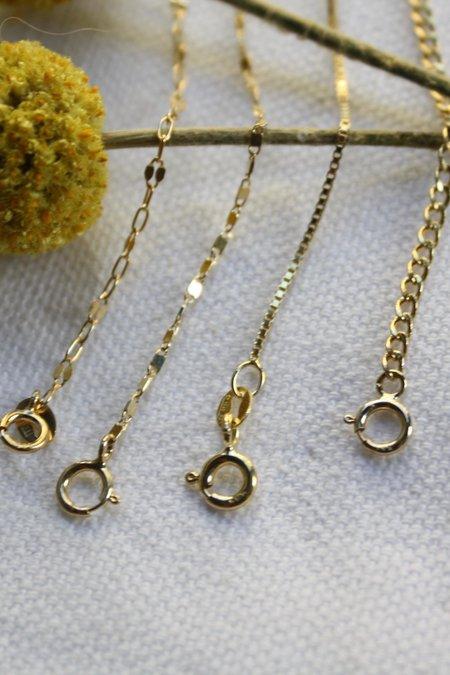 GJenmi Chain Bracelets - 14K Gold