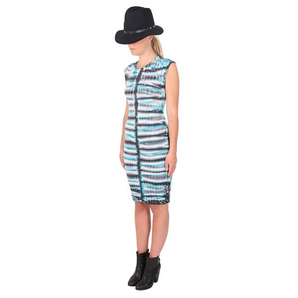 Raquel Allegra Fitted T-Shirt Dress