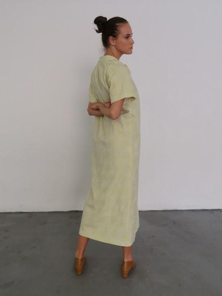 Ilana Kohn Teddy Dress - Popcorn Jacquard