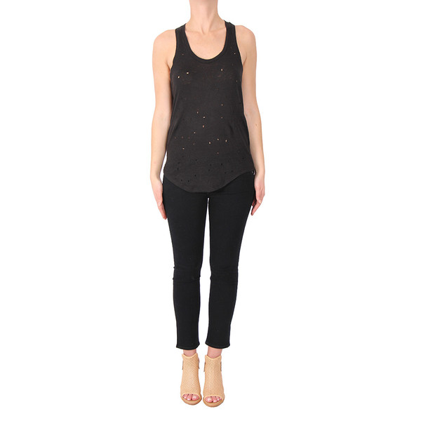 IRO Doris Holey Tank