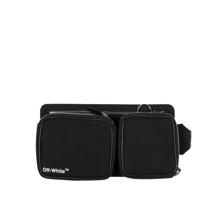 Off-White Hip Bag - Black