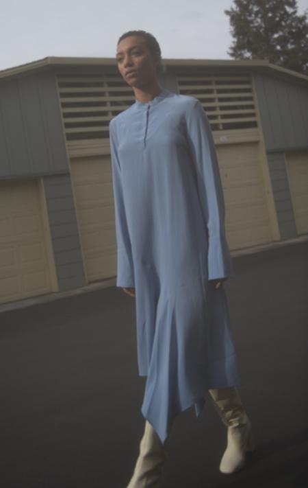 Christian Wijnants Domi Dress - Light Blue