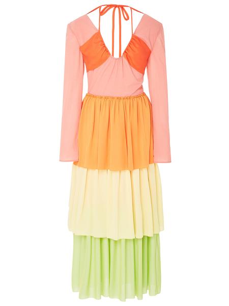 ... Rejina Pyo Cleo Dress - Crepe Ombre 7411342b0c45