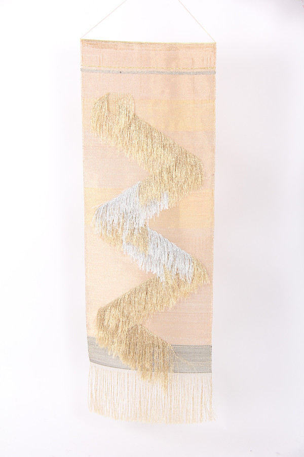 Native Line Electric Zag Wall Hanging