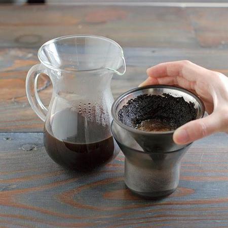 Kinto Japan Slow Coffee Carafe Set