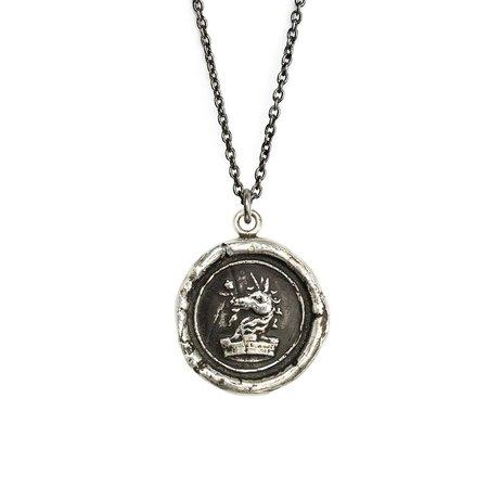 Pyrrha Love & Well-Being Necklace