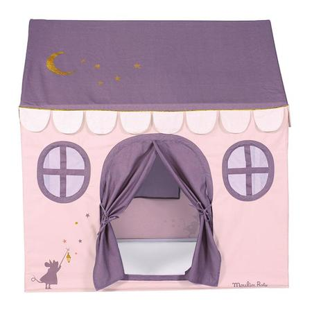 KIDS Moulin Roty Les Coquettes Wendy House - PURPLE