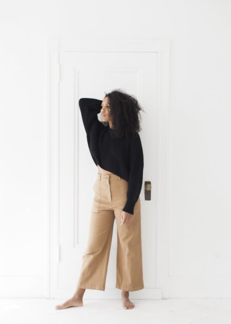 First Rite Twill Cargo Trouser - Camel