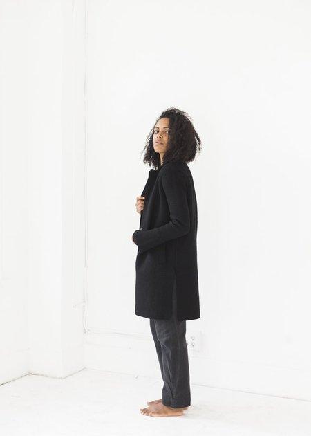Line Knitwear Gilles - Caviar