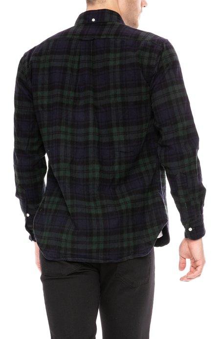 Gitman Bros. Candy Plaid Shirt - Multi