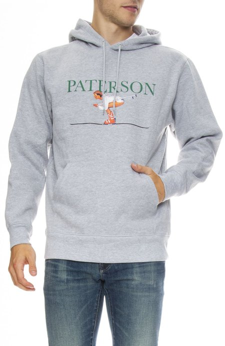 PATERSON Dawn Patrol Pullover Hoodie - Heather Gray