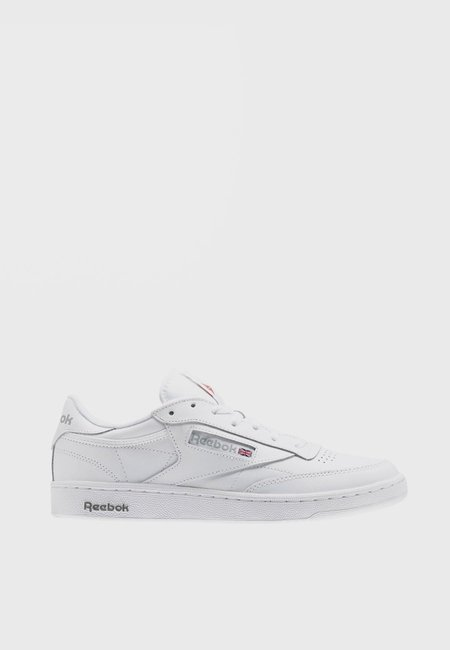Reebok Club C 85 - White/Sheer Grey