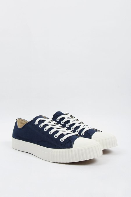 Unisex BATA BULLETS Low Cut Canvas - navy
