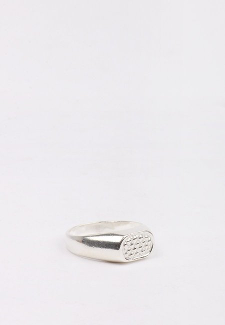 27 Mollys XX Molly Ring - silver