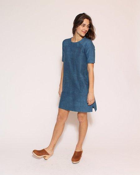 PO-EM Day Dress - Indigo