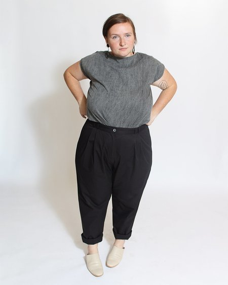 Wray Fielding Pant - Black