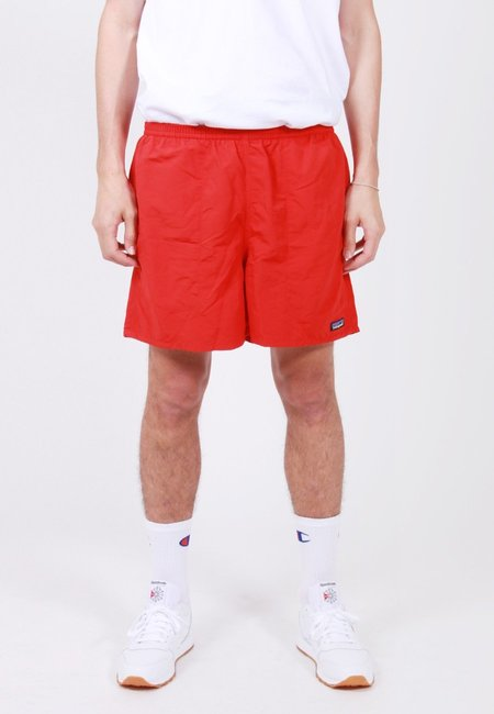 "Patagonia Baggies 5"" Shorts - Fire Red"
