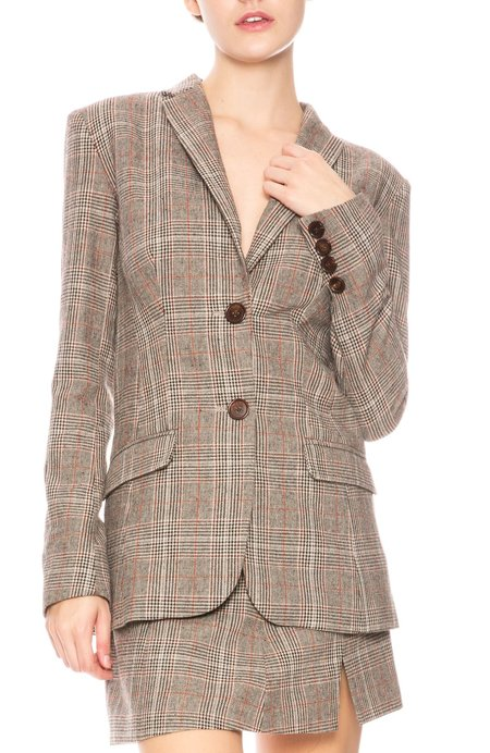 Capulet Jones Blazer - Plaid