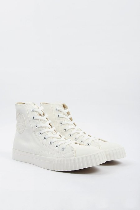 Unisex BATA BULLETS High Cut Canvas - White