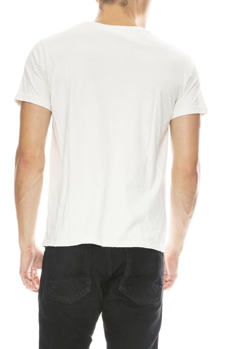 Remi Relief Kiss Tee - Off White