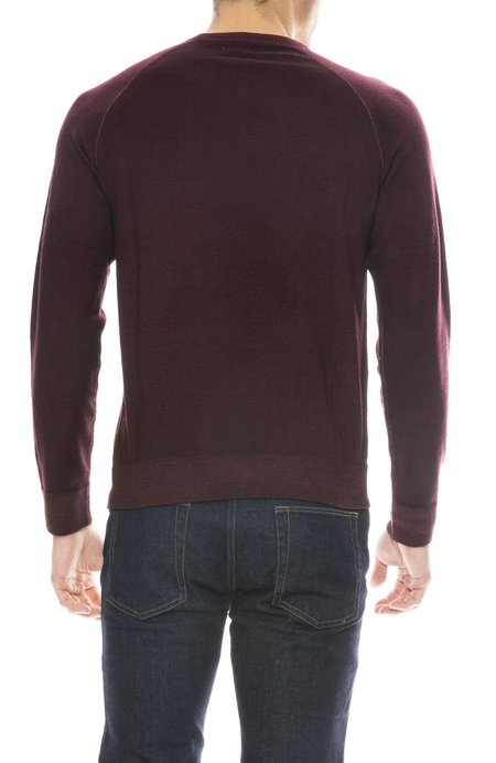 Hartford Merino Knit Pullover Sweater