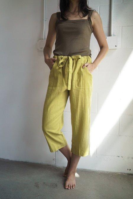 Here. Drawstring Pants