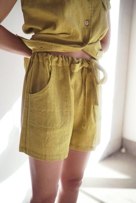 Here. Drawstring Shorts