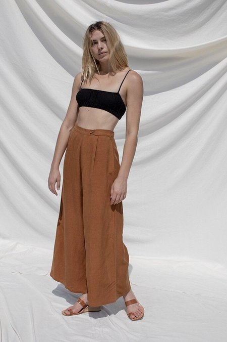 Ozma Studio Trouser - Copper