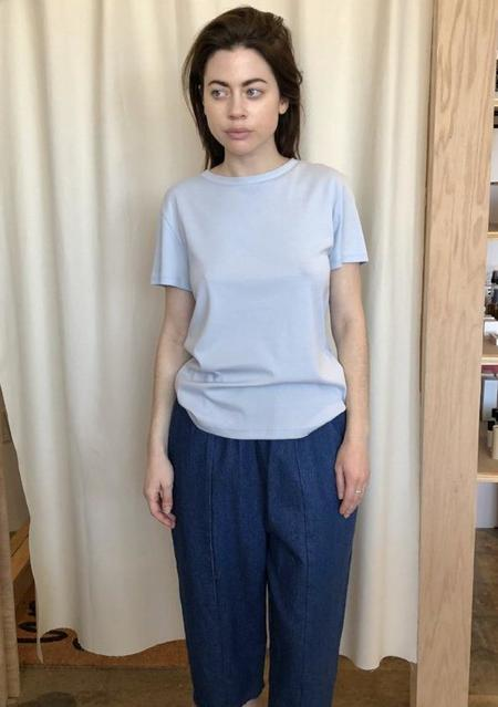 Unisex  By Signe Tee - Blue
