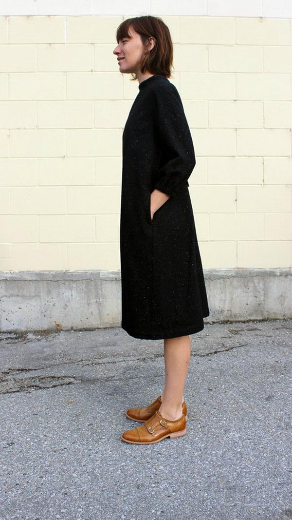 wrk-shp Charlotte Dress