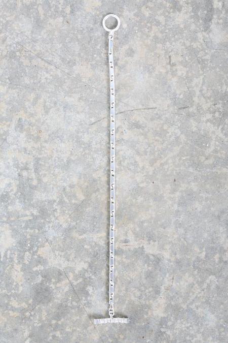 Will Shott Single Link Bracelet - Heshe