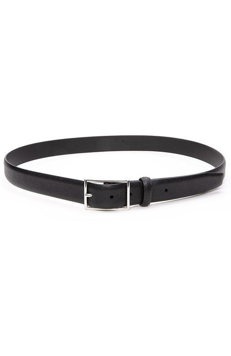 Anderson's Textured Leather Belt