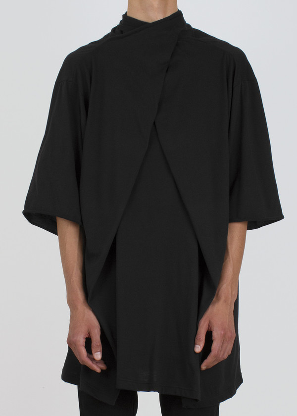 constriction t - black