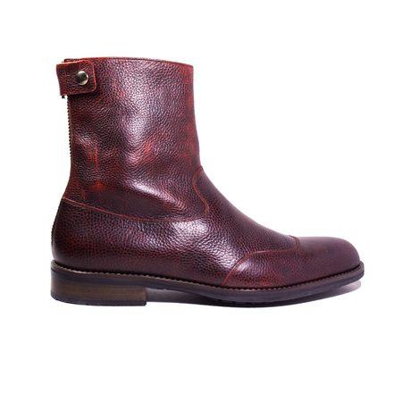 NOAH WAXMAN Bedford Boots - Oxblood