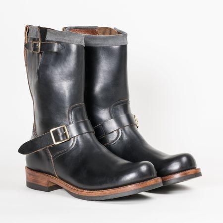 Noah Waxman Garrison Boot - Black