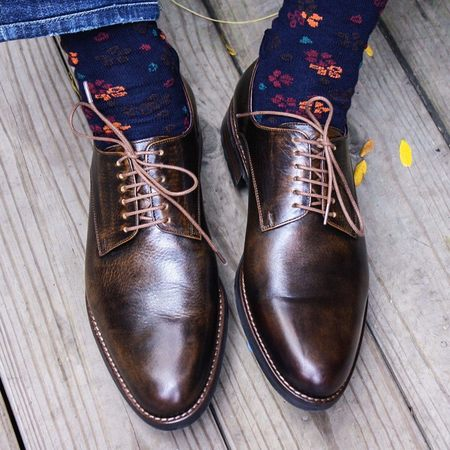 Noah Waxman York Shoes - Earth
