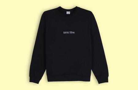 LB2 Studio Sans Titre Sweater
