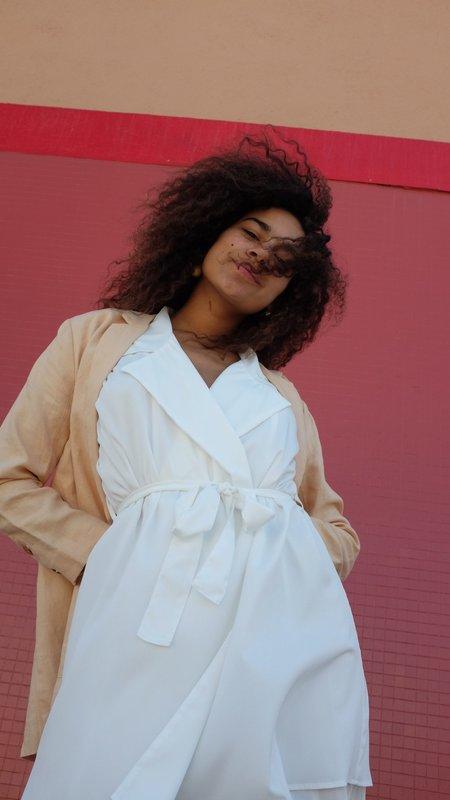 Stil. Pfeiffer Mini Dress - White