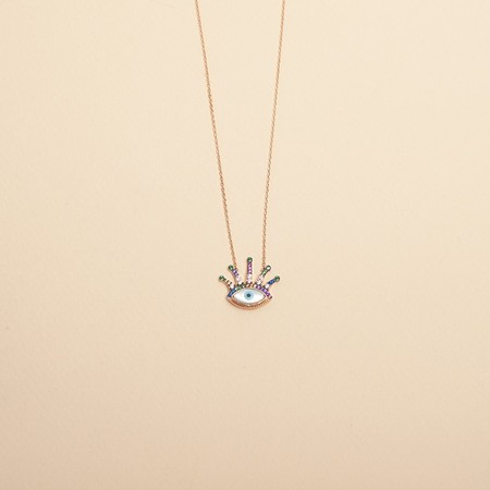 Ayla MAD ABOUT YOU Necklace - Rose Gold